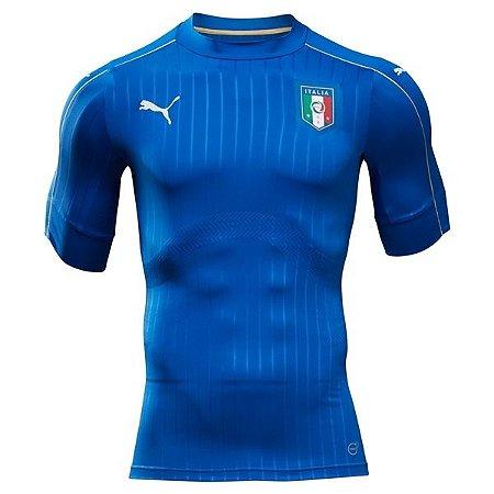 Camisa oficial Puma seleção da Itália Euro 2016 I jogador