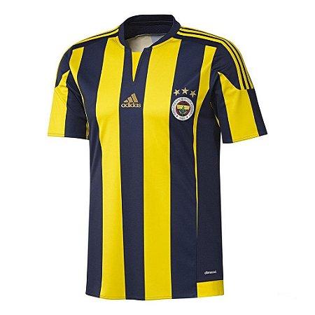 Camisa oficial Adidas Fenerbahçe 2015 2016 I jogador