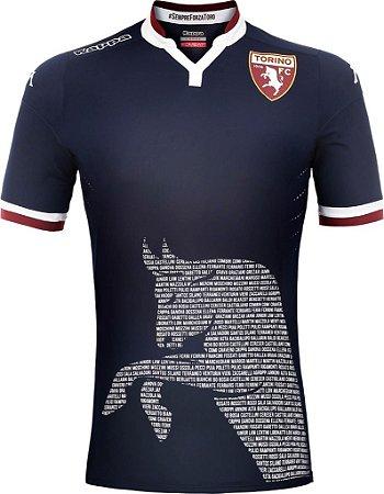 Camisa oficial Kappa Torino 2015 2016 II jogador