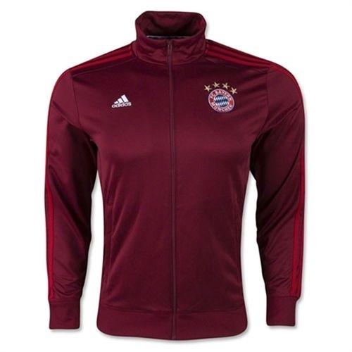 Jaqueta oficial Adidas Bayern de Munique 2015 2016 I jogador