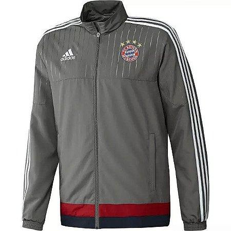 Jaqueta oficial Adidas Bayern de Munique 2015 2016