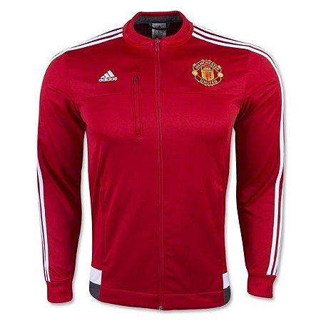 Jaqueta oficial Adidas Manchester United 2015 2016