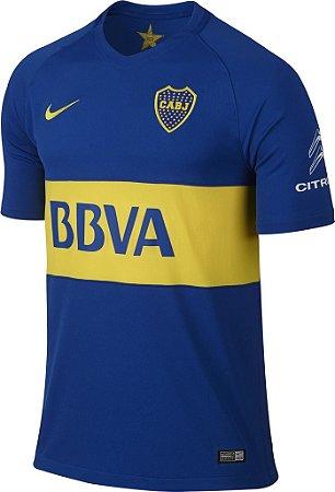Camisa oficial Nike Boca Juniors 2015 2016 I Jogador