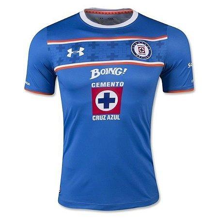 Camisa oficial Under Amour Cruz Azul 2015 2016 I jogador