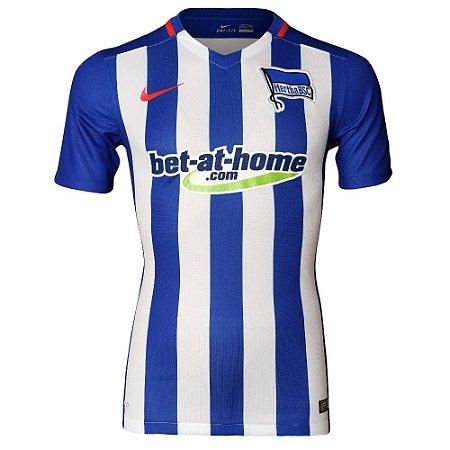 Camisa oficial Nike Hertha Berlin 2015 2016 I jogador