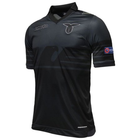 Camisa oficial Macron Lazio 2015 2016 Europa League