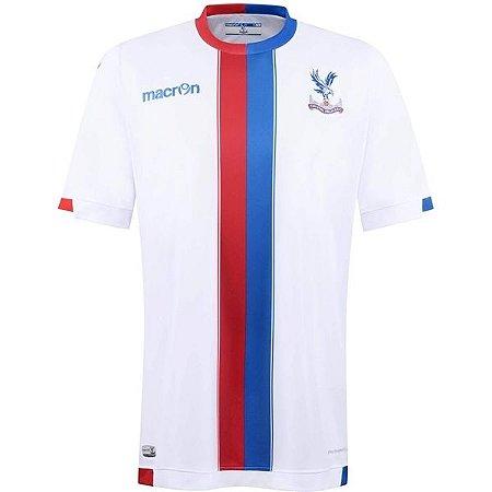 Camisa oficial Macron Crystal Palace 2015 2016 II jogador