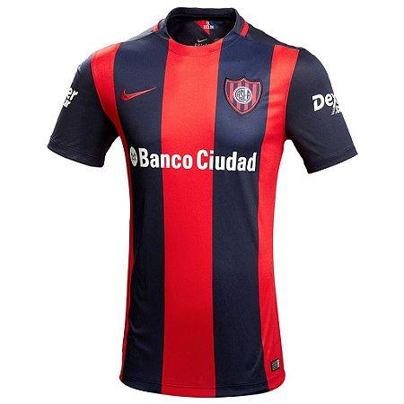 Camisa oficial nike san lorenzo 2016 i jogador
