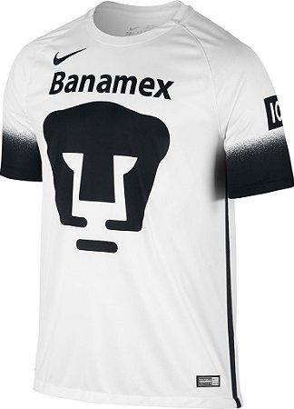 Camisa oficial Nike Pumas Unam 2015 2016 III jogador