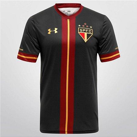Camisa oficial Under Amour São Paulo 2015 III Goleiro
