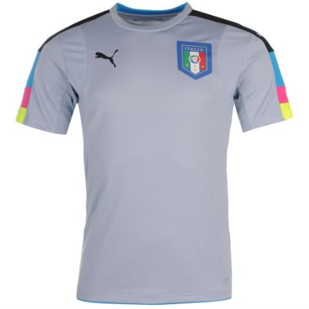 Camisa oficial Puma seleção da Itália Euro 2016 I Goleiro