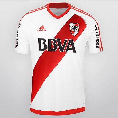Camisa oficial Adidas River Plate 2016 I jogador