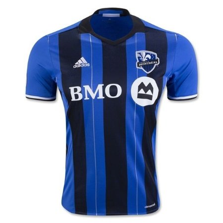 Camisa oficial Adidas Montreal Impact 2016  I jogador