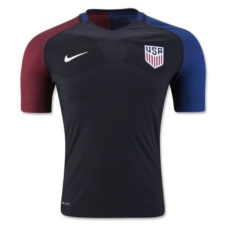 Camisa oficial Nike seleção dos Estados Unidos 2016 II jogador