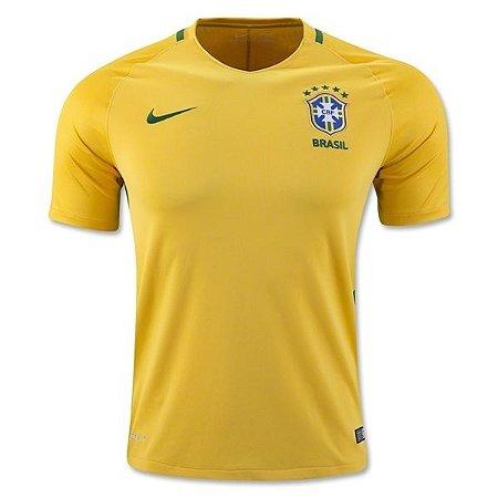 Camisa oficial Nike seleção do Brasil 2016 I jogador