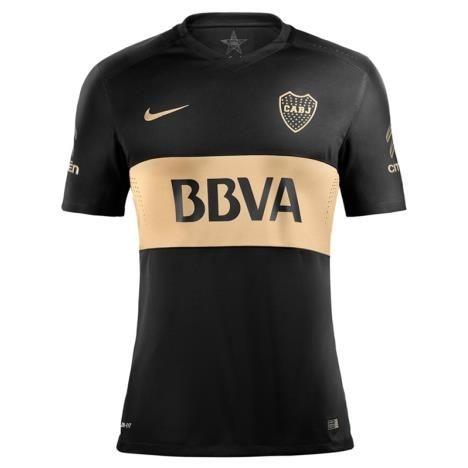 Camisa oficial Nike Boca Juniors 2016 III Jogador