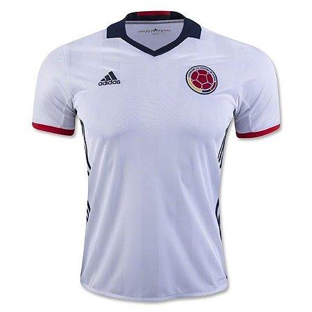Camisa oficial Adidas seleção da Colombia 2016 I jogador