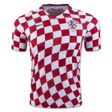 Camisa oficial Nike Croacia Euro 2016 I jogador