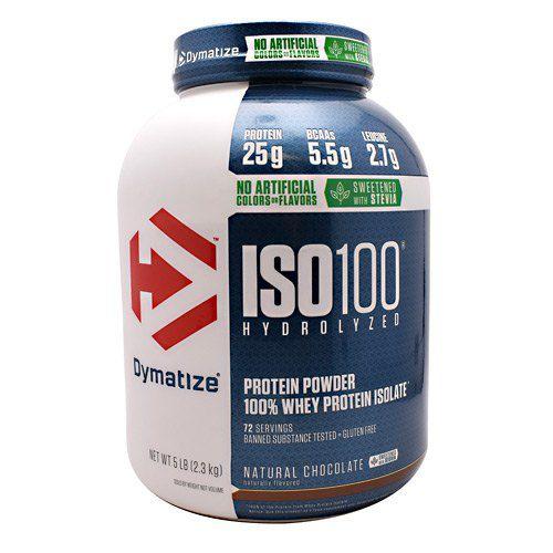 ISO 100 NATURAL 2.3 KG
