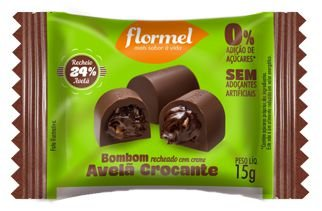 Bombom Flormel - Sabores
