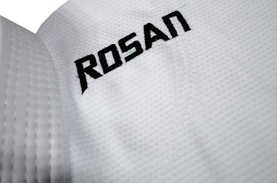 KIMONO ROSAN CLASSIC - BRANCO INFANTIL