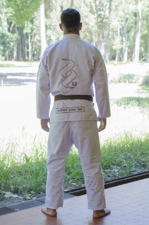 Kimono First Team Branco