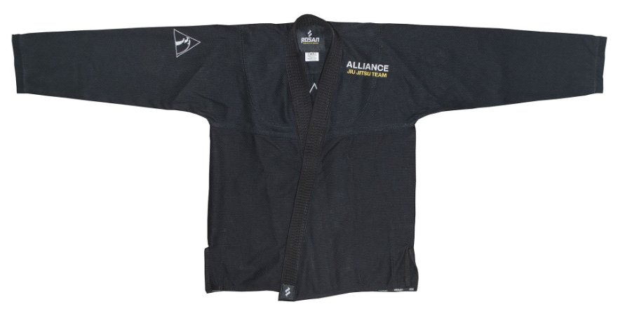 KIMONO ALLIANCE LIGHT PRETO