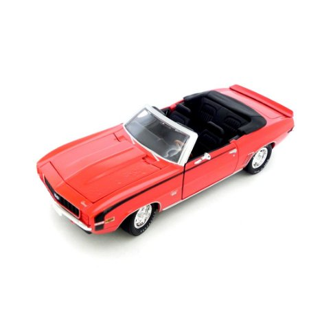 Chevrolet Camaro Convertible 1969 1/24 Greenlight