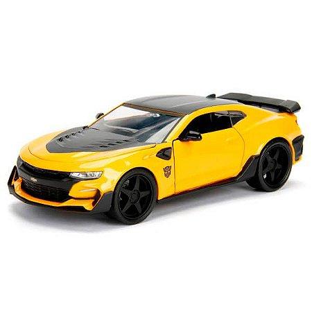 Camaro Bumblebee Transformers 5 O Último Cavaleiro 1/24 Jada Toys
