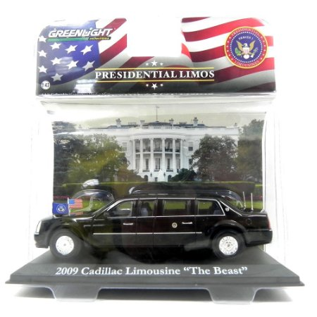Cadillac Limousine Barack Obama 2009 1/43 Greenlight