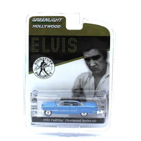 Cadillac Fleetwood Series 60 1955 Elvis Presley 1/64 Greenlight