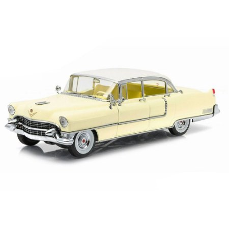 Cadillac Fleetwood Series 60 1955 1/18 Greenlight