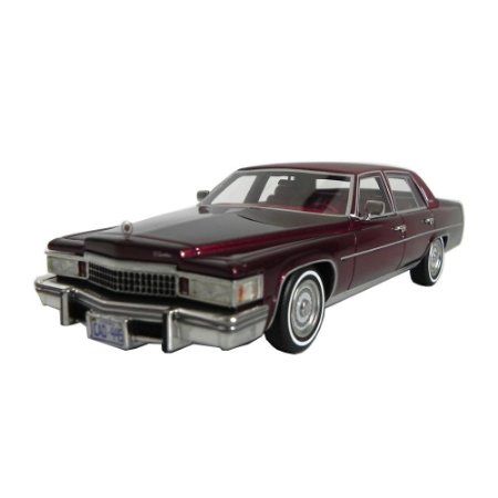 Cadillac Fleetwood Brougham 1978 1/43 Bos Best os Show