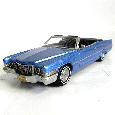 Cadillac de Ville Conversível 1970 1/43 Bos Best os Show