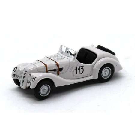 BMW 328 Mille Miglia 1938 Fane And James 1/76 Oxford Automobile Company