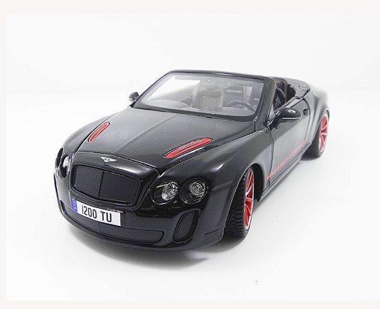 Bentley Continental Supersports Convertible 1/18 Bburago