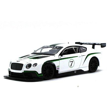Bentley Continental GT3 Com Luz e Som 1/24 California Action
