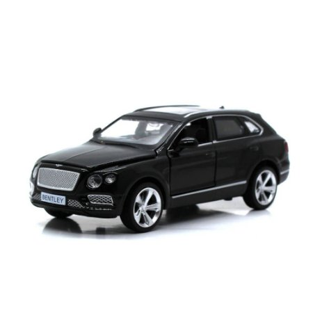 Bentley Bentayga Com Luz Som Fricção 1/32 California Action