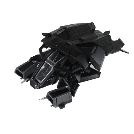Batwing Nave Batman The Dark Knight 1/50 Hot Wheels Elite One