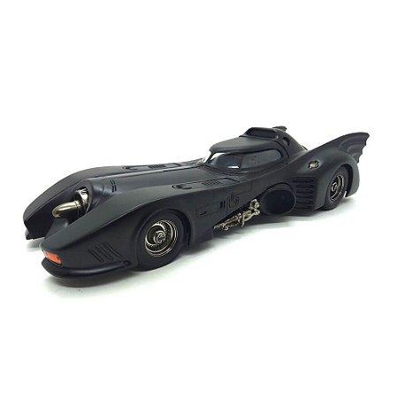 Batmovel Batman 1989 Michael Keaton 1/18 Hot Wheels