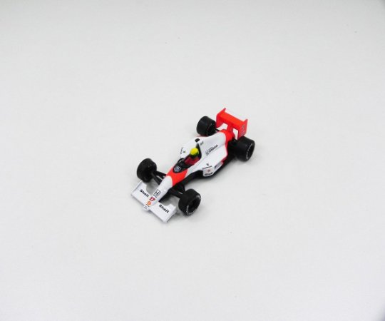 Ayrton Senna Mclaren Mp4/5B Honda 1990 1/64 Kyosho