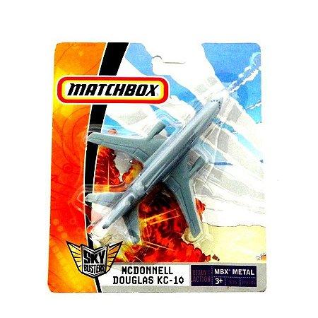 Avião Mcdonnell Douglas Kc-10 1/64 Matchbox