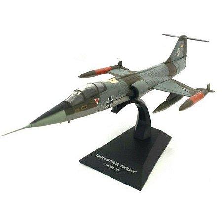 Avião Lockheed F-104G Starfighter 1/72 DeAgostini