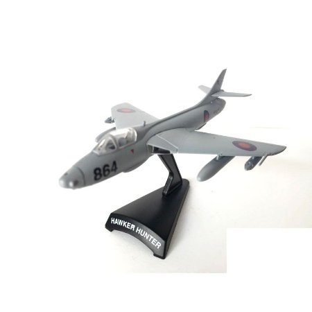 Avião Hawker Hunter 1/100 Model Powers 5400