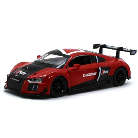 Audi R8 LMS Com Luz e Som 1/24 California Action