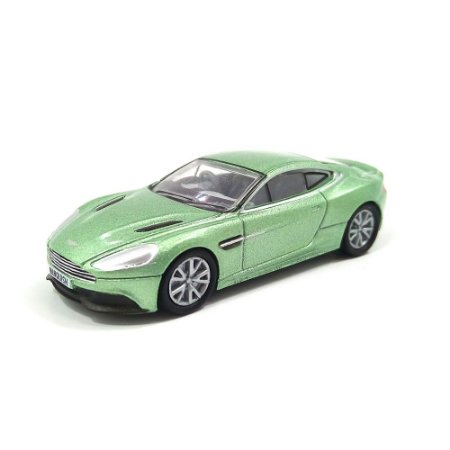 Aston Martin Vanquish Coupe 1/76 Oxford