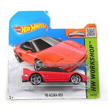 Acura Nsx 1990 1/64 Hot Wheels