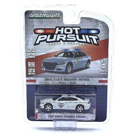Dodge Charger Pursuit 2016 Hot Pursuit Serie 24 1/64 Greenlight