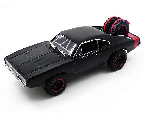 Dodge Charger Off Road Toretto Velozes e Furiosos 7 1/24 Jada