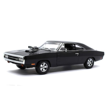 Dodge Charger 1970 Dom Toretto Velozes e Furiosos 1/18 Greenlight